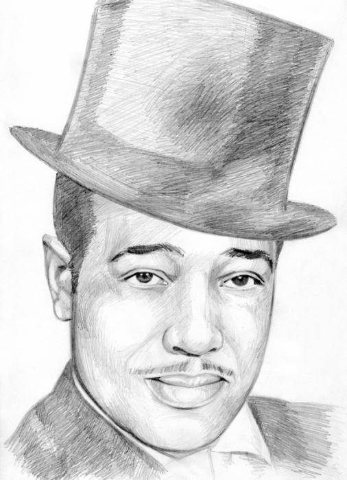 Duke Ellington par Vasilina